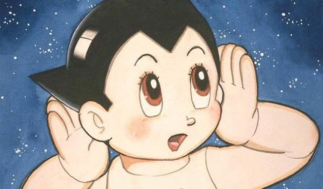 手塚治蟲的漫畫風靡全世界