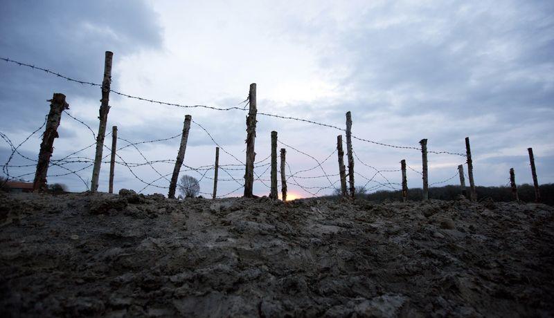 一戰時的濠溝