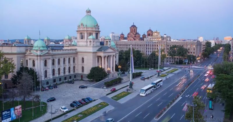 貝爾格勒是塞爾維亞的首都,也是最大都市。